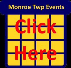 monroe twp events calendar